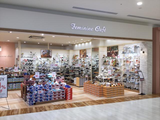 フェミニンカフェ イオンレイクタウン店の画像・写真